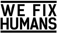 WE FIX HUMANS